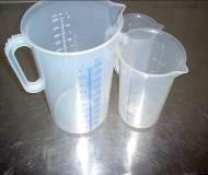 Measuring Jugs Plastic