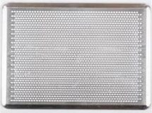 Perforated Alusteel Ribbed Trays
