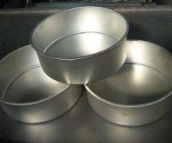 Aluminium Sponge Tins