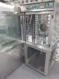 Fuel Rotary Rack Oven